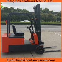 Industry used hydraulic hand lift stacker with good quality and speed