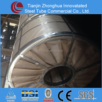 DX51D SGCC cold rolled /hot dipped galvanized steel strip coil