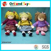 Hot Sell christmas singing and dancing doll