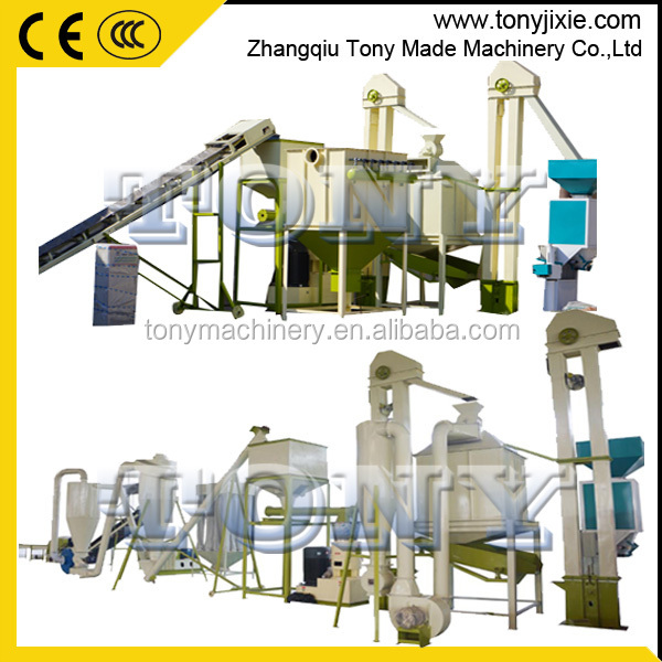 China forestry waste biomass wood pellet plant