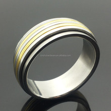 Top Quality stainless steel ring Popular Wedding Ring Superman Ring