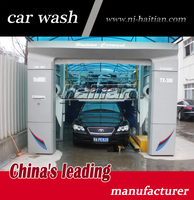 Advanced design and reliable running automatic tunnel car wash equipment