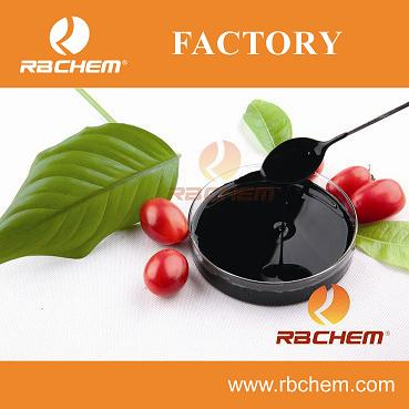 RBCHEM POTASSIUM HUMATE 60% COA AND TDSSUPER HUMIC ACID/SODIUM HUMATE /WATER SOLUBILITY 85% 100% WATER SOLUBLE