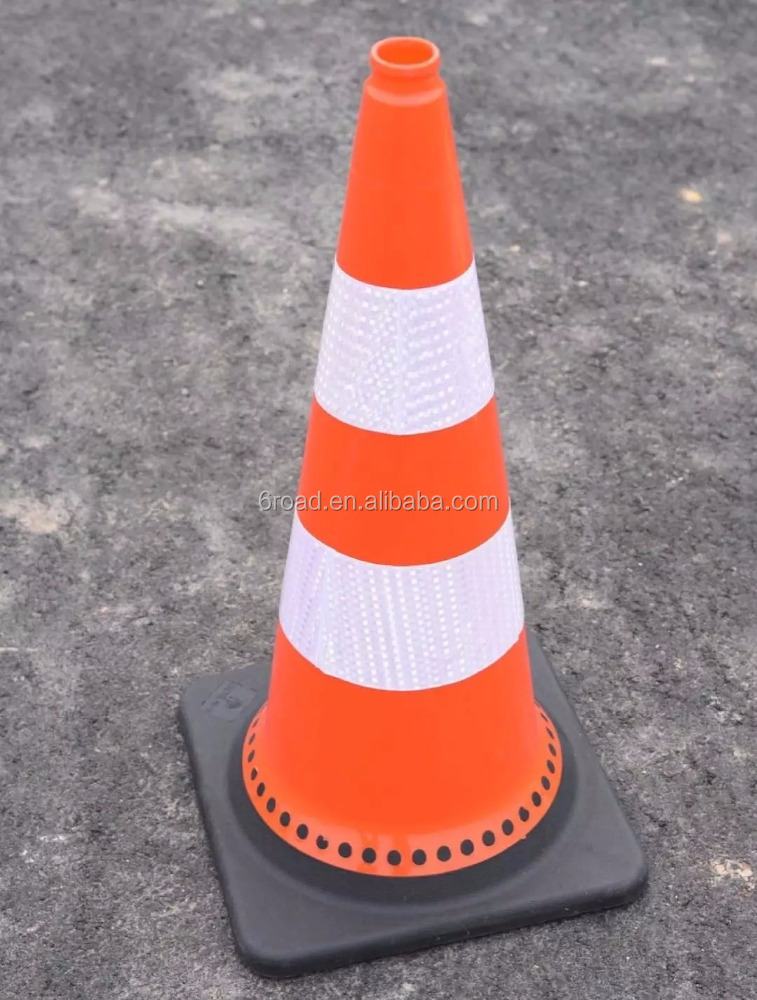Europ Model Reflective 750mm Reflective Traffic Cone