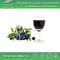 65 Bx Wild Blueberry Juice Concentrate Manufacturer
