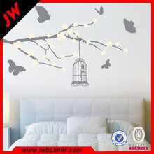 Durable quality wall decals for office