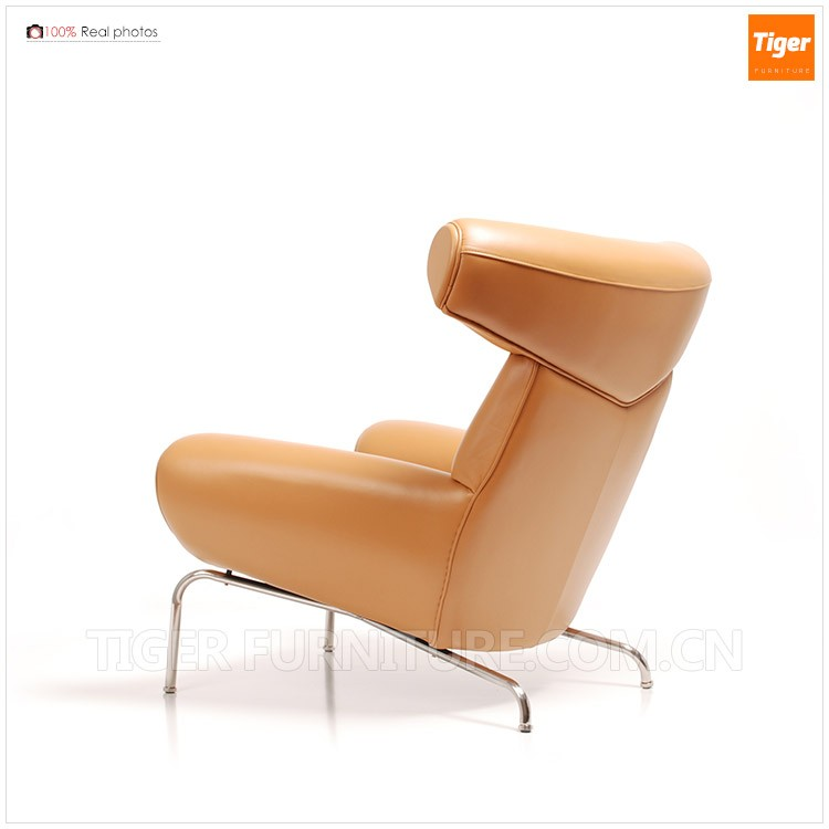 Famous design leather danish chair buy famous design for Famous scandinavian furniture designers