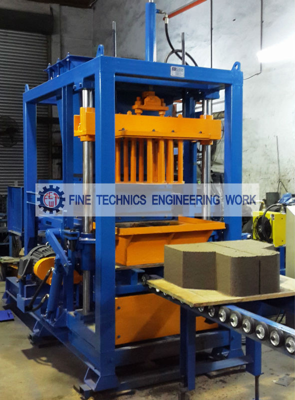 Concrete Road Divider Making Machine (FT 24 AH)