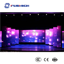 Factory sale rental full color led display P3.91/P4.81for advertising /stage/event