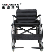 Lightweight heavy duty extra wide big wheel manual wheelchair for obese people