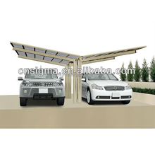 2018 New style outdoor aluminum metal car canopy