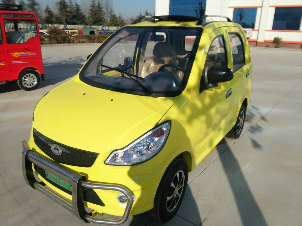 good quality factory supply electric fuel cars