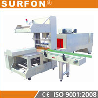 Taffy Cut And Wrap Machine Shrink Wrapping Machine