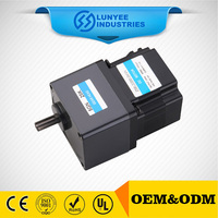 high power Brushless DC geared motors