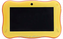 colorful best price 7inch children tablet pc, hottest smart android tablet pc from tianshi company