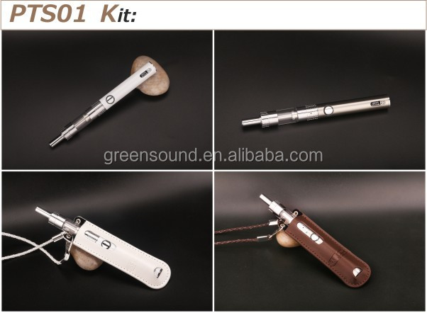 PTS01 GreenSound Vapor Atomizer e-cig cigarette electronique vape wholesale