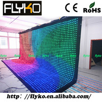 wholesale importer of chinese goods led stage backdrop led video curtain