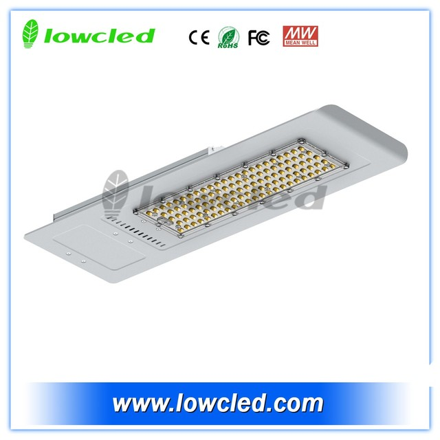 IP67 waterproof shenzhen LED street light 150w 120w 100w with Mean well driver