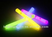 "1.5"" assorted color mini glow stick"