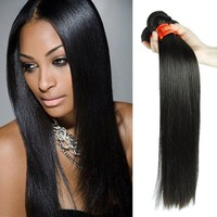 Finer XBL hair shiny and healthy looking straight hair 18 inch 3pcs per lot Cambodian virgin hair