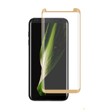 Best 3D Curved S8 Plus Film Cell Phone Accessories 0.33mm 9H Tempered Glass Productive For Samsung S8 Plus Glass