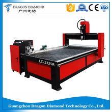 hot sale cnc wood engraving machine/cnc rotary engraver LZ-1325R