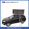 Hard top camping fiberglass hard shell roof tent