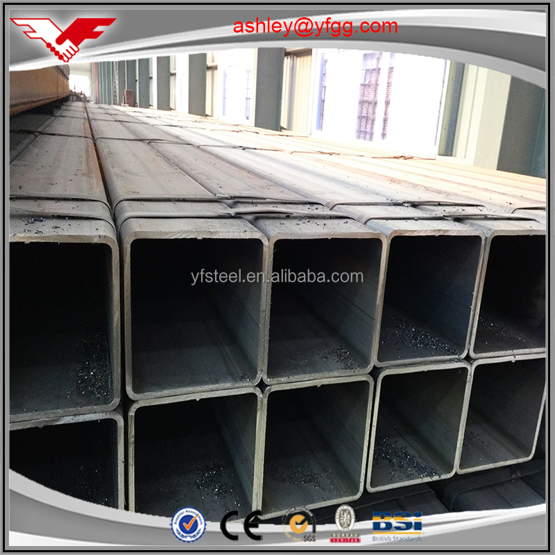 YOUFA Ashley Rectangular/Square Steel Pipe/Tubes/Hollow Section ASTM, A500, GB6728,for Furniture Structures, Construction