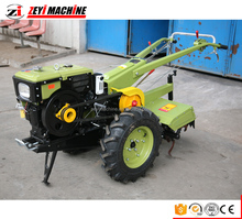 2018 new diesel Walking Tractor Hand Walking Tractor Small Walking Tractorr with CE