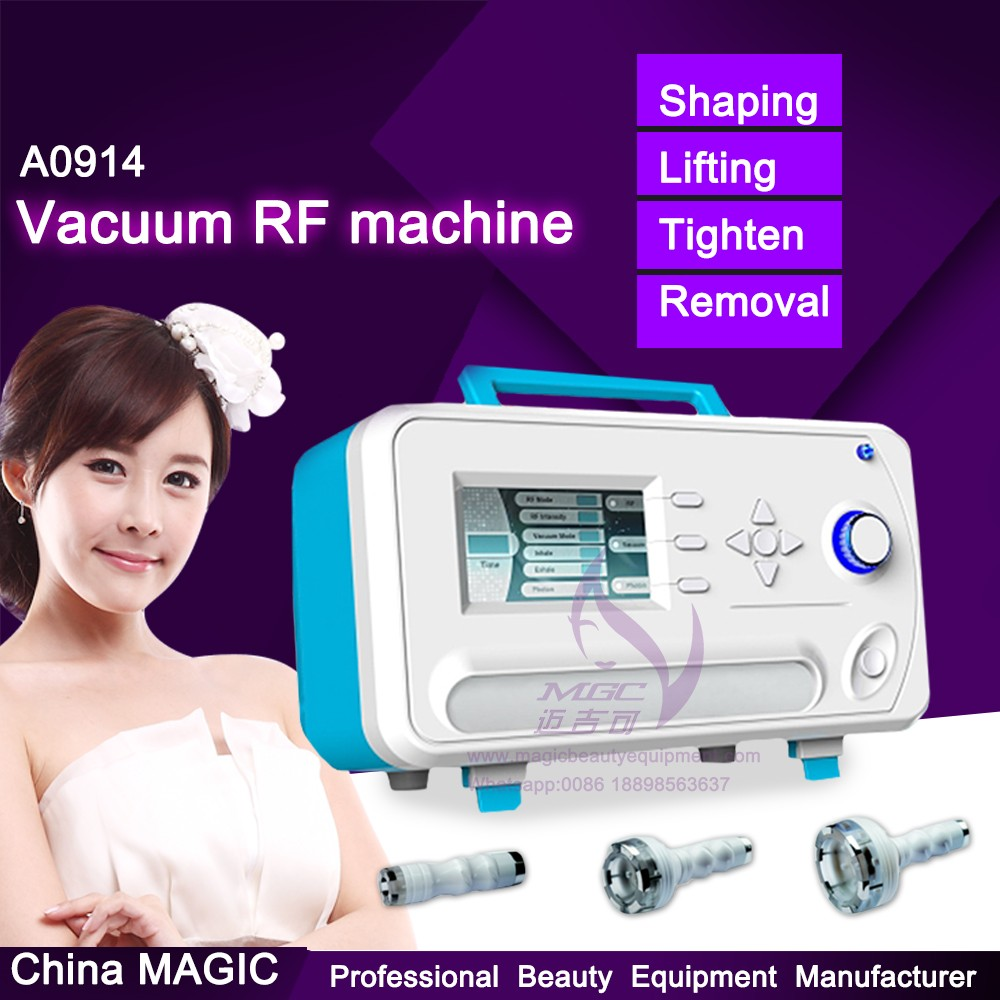 Factory price radio frequency devices for homes , RF skin tightening machine