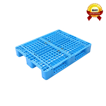 4 Way Entry HDPE Heavy Duty Steel Reinforced Injection Manufacturer Plastic Pallet