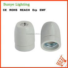 CE, VDE,SAA, RoHS, E27 Light Socket ,Bulb holder,porcelain oven lampholder