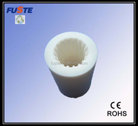 white silicone rubber product
