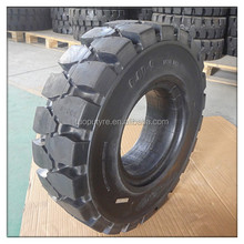 High quality TOPOWER 600-9 Forklift Solid tyre
