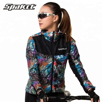 women wind jackets custom sublimation printing running jackets windproof water proof