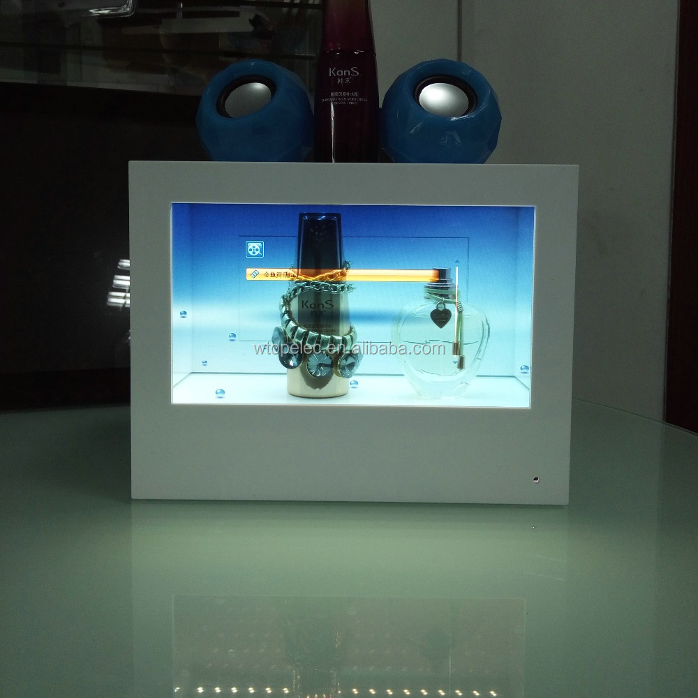 Best Price of Transparent LCD display for product <strong>advertising</strong>