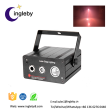 Hot new products for 2017 mini laser light show projector led stage fireworks