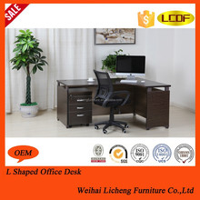 New modern 2015 fashion style decoration executive office table desk furniture design.