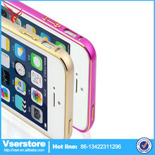 cell phones accessories phone case for iphone 5 aluminum mobile phone cover for iPhone