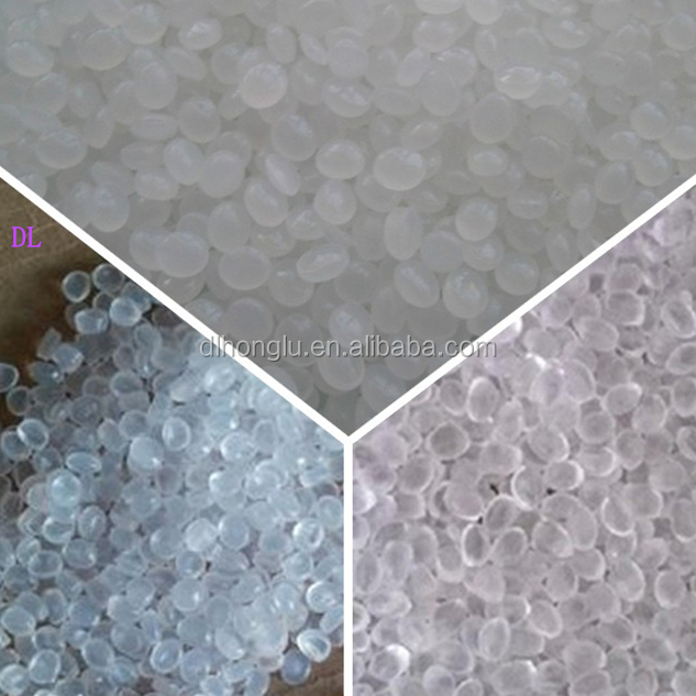 Virgin and Recycled HDPE/LDPE/LLDPE Resin/Granules/Pellets film grade