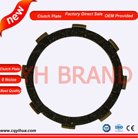 wholesale clutch plate of bike,150cc motorcycle clutch plate,ODM chongqing motorcycle parts