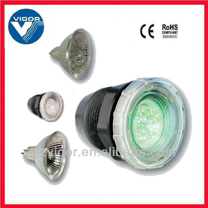 halogen docking lights/swim pool equipment