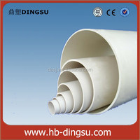 "Factory price hdpe plastic pipe irrigation pe pipe 110mm 4"" 4 inch"