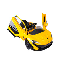 The most popular McLaren Genuine license Car children 12v kids electric toy cars