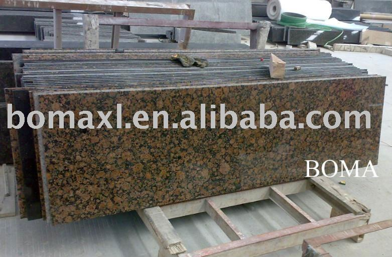 Baltic Brown Granite Facing Surround Kits