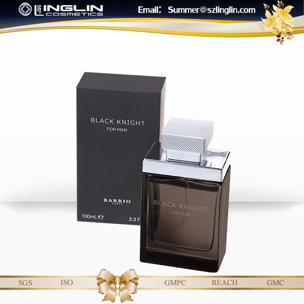 BARRIO Black Knight Mens cologne