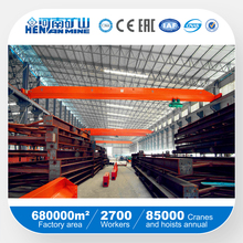 Single Girder 5ton overhead crane for workshop