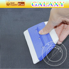 Auto Silicone Squeegee and Double Side Soft Plastic Scraper Tools To Wrap Vinyl Window Film Two Sides Are Available
