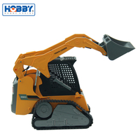 High Quality 1:12 Scale Track Loader Battery RC Model Truck for Sale