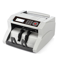 The lastest Design Bill Counter UV+MG+IR+DD+MT detection Cash Counting Machine Suitable for Multi-Currency Cash Counter